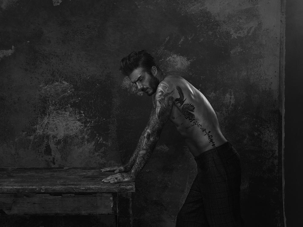 © Anthony Mandler - David Beckham